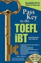 Boek cover Pass Key to the TOEFL Ibt van Pam Sharpe