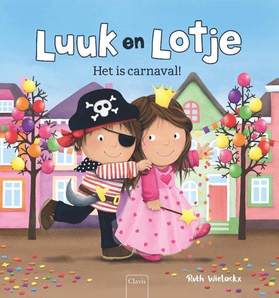 Afbeelding van Luuk en Lotje  -   Het is carnaval! speelgoed