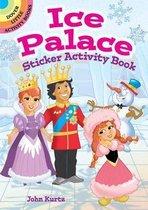 Ice Palace Sticker Activity Book