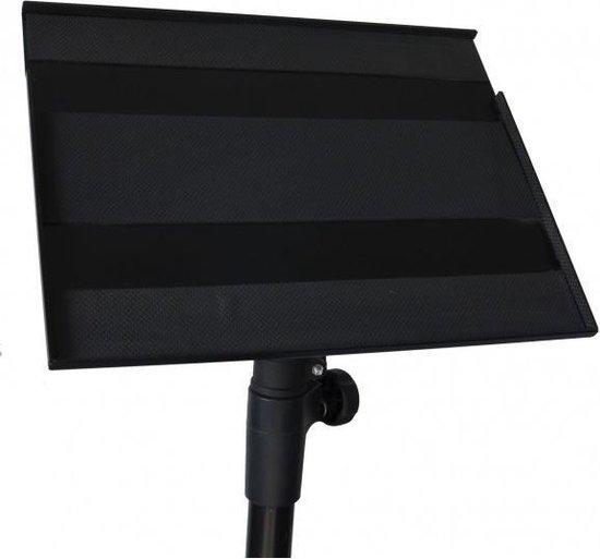 Laptop platform voor luidspreker standaard