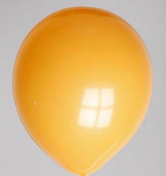 Ballon no. 10 oranje