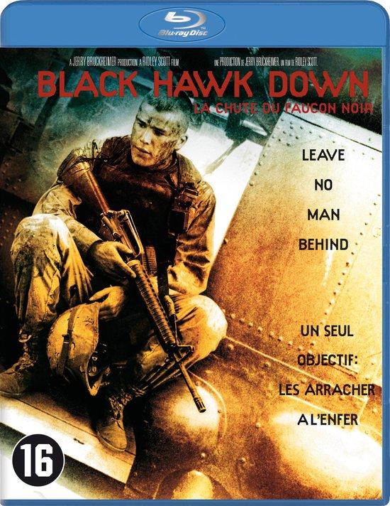 Cover van de film 'Black Hawk Down'