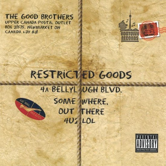 Restricted Goods