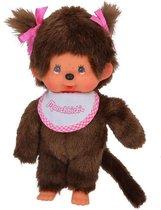 Speelgoed | Plush - 20 Cm Meisje Met Slab Roze