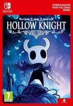 Cover van de game Hollow Knight - Nintendo Switch Download