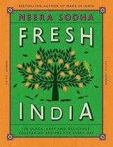 Boek cover Fresh India van Meera Sodha (Paperback)