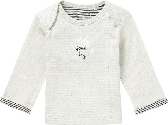 Noppies Meisjes T-shirt - Oat Meal - Maat 68