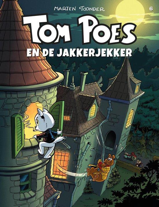 Tom Poes en de jakkerjekker - Marten Toonder  