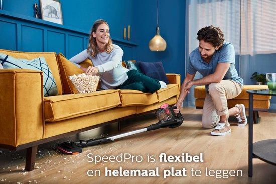 SpeedPro FC6722/01 - Steelstofzuiger