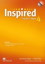 Inspired Level 4 Teacher's Book Pack
