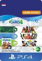 De Sims 4 - uitbreidingsset - Bundel Jaargetijden en Jungle Avonturen - NL - PS4 download