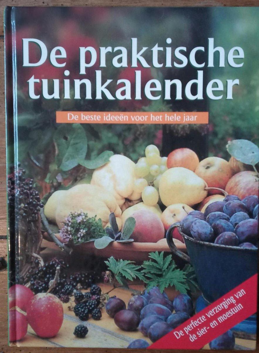 De praktische tuinkalender