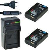 ChiliPower BP1310 Samsung Kit - Camera Batterij Set