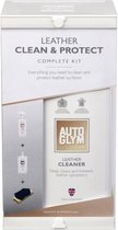 Autoglym Leather Clean en Protect Clean Complete Kit