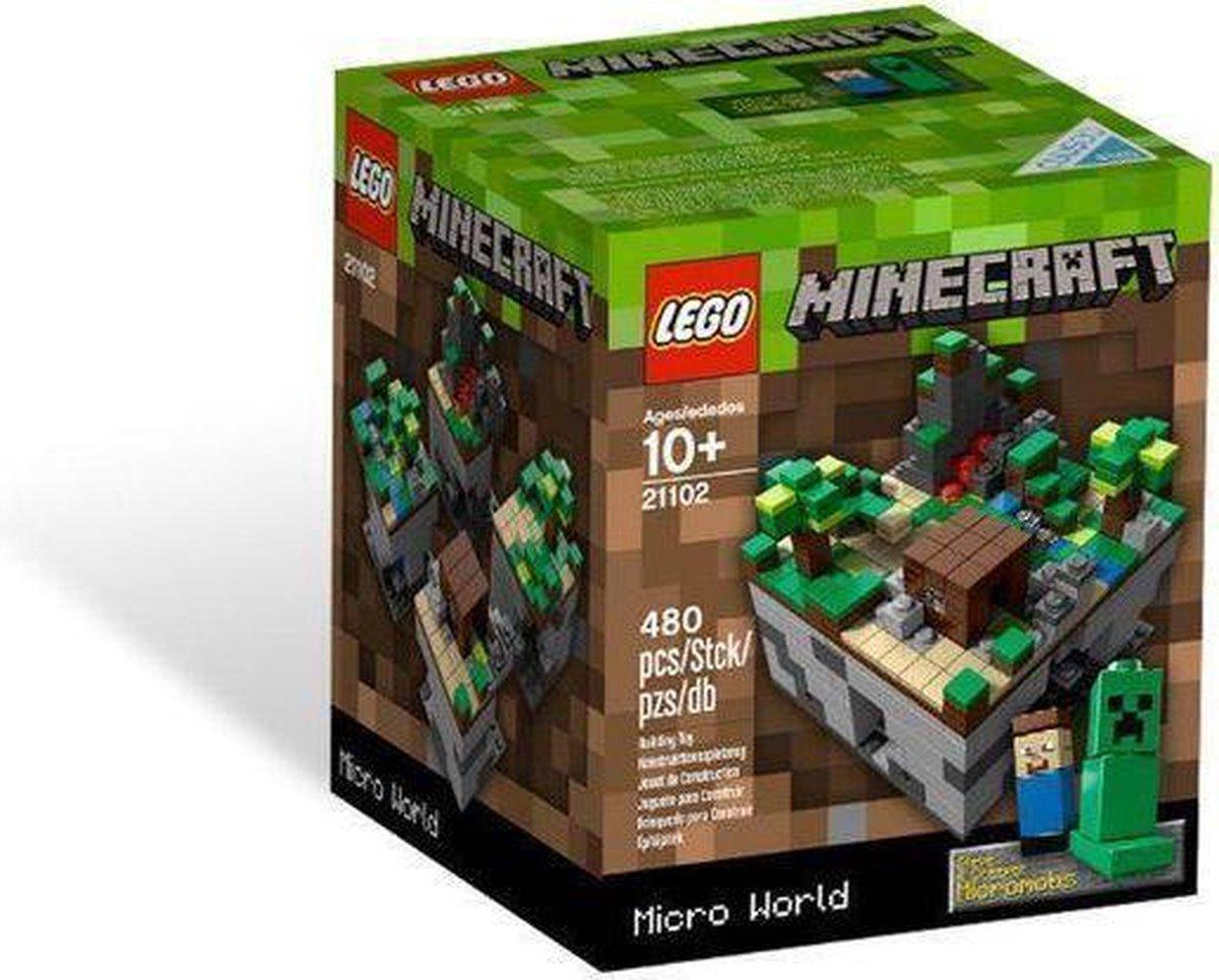 LEGO Minecraft Micro World - 21102