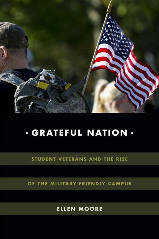Omslag van Grateful Nation