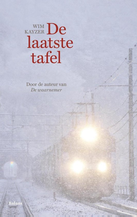 De laatste tafel - Wim Kayzer |
