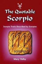 Quotable Scorpio