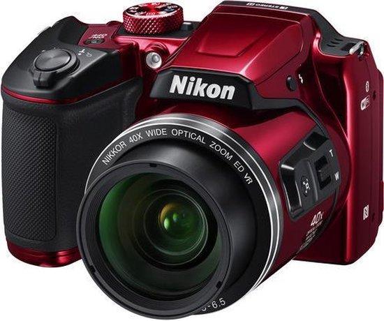Nikon Coolpix B500 - Rood