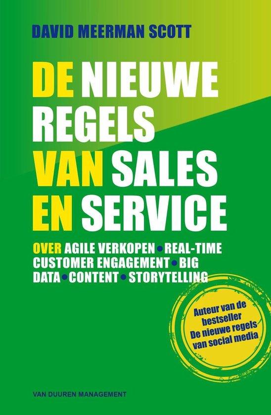De nieuwe regels van sales en service - David Meerman Scott   Fthsonline.com