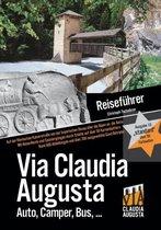 Via Claudia Augusta Reisefuhrer  standard  mit 57 Farbseiten