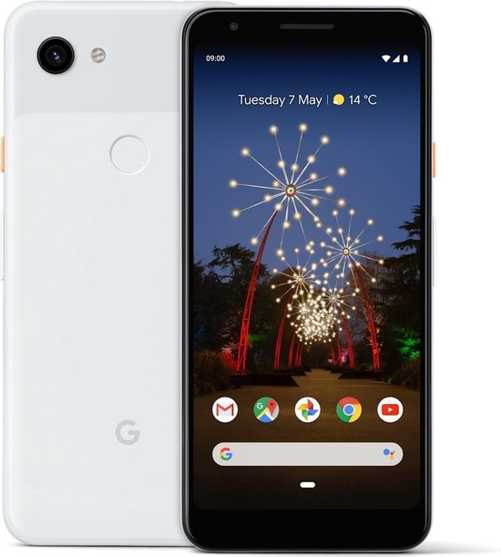 Google Pixel 3a XL Clearly White