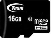 Team Group Micro SDHC Class 10 16 GB 16GB Micro SDHC Class 10 flashgeheugen