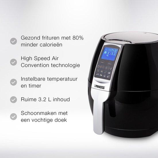Digitale Aerofryer XL 182020 - Hetelucht Friteuse