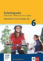 Schnittpunkt Mathematik - Differenzierende Ausgabe für Nordrhein-Westfalen / Arbeitsheft mit Lösungsheft und Lernsoftware 6. Schuljahr - Mittleres Niveau