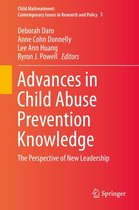 Omslag Advances in Child Abuse Prevention Knowledge