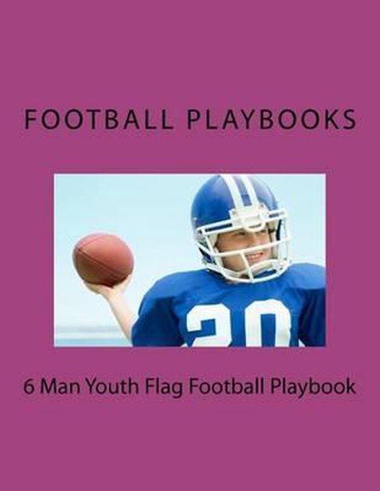 6 Man Youth Flag Football Playbook