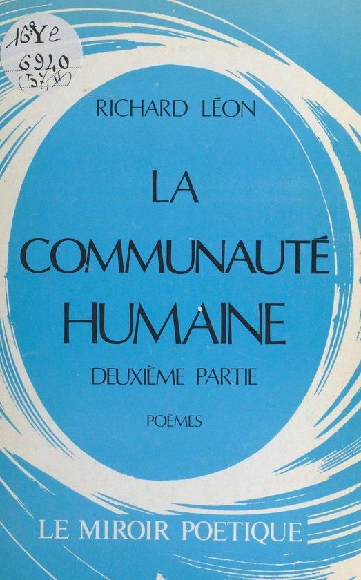 La communauté humaine