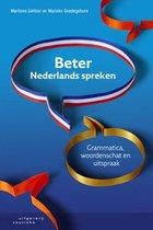 Beter Nederlands spreken