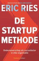 Boek cover De startup-methode van Eric Ries