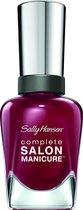 Sally Hansen Complete Salon Manicure Red Zin 610