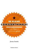 Boek cover Kleine boekjes - grote inzichten  -   De kleine Csikszentmihalyi van Jeroen Ansink