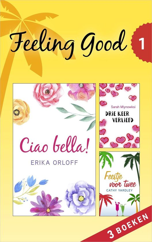 Feeling Good 1 (3-in-1) - Erika Orloff  