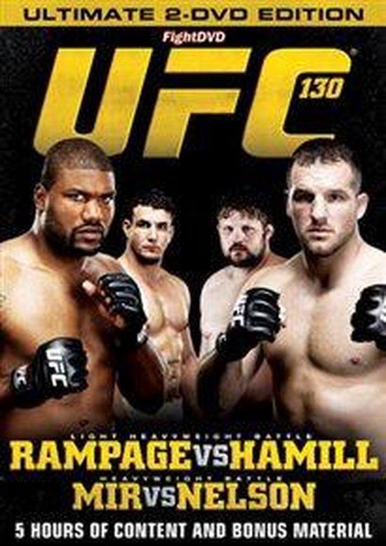 Cover van de film 'UFC 130 - Rampage vs. Hamill'
