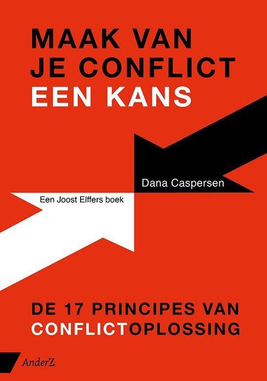 Maak van je conflict een kans - Dana Caspersen | Fthsonline.com