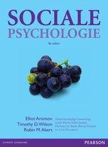 Boekomslag van 'Sociale psychologie'