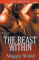 The Beast Within (Siren Publishing Allure Manlove)