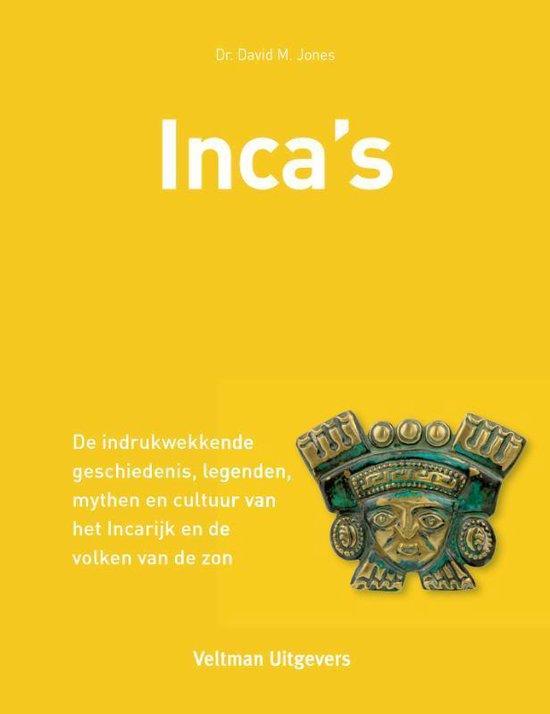 De Inca's - David M. Jones |