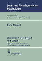 Depression und Erleben von Dauer