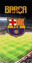 FC Barcelona strandlaken Camp Nou / 100% katoen