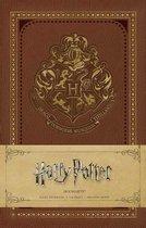 Harry Potter Ruled Notebook - Hogwarts