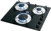 CAN PV1352 gas Kookplaat met 3 Branders inbouw