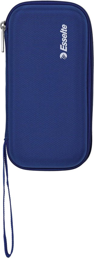 Esselte rekenmachine case (nylon) - Blauw