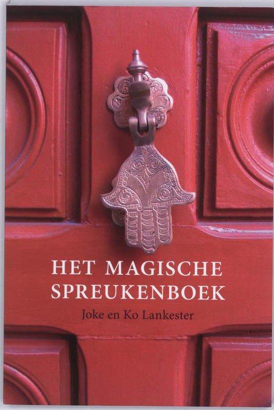 Het Magische Spreukenboek - Joke Lankester |