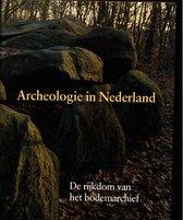 Boek cover Archeologie in nederland van W.A. van Es