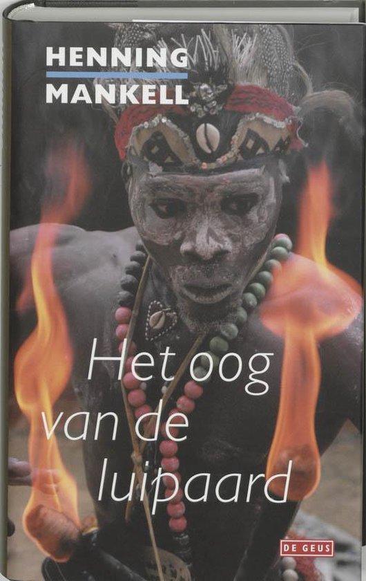 Het oog van de luipaard - Henning Mankell |